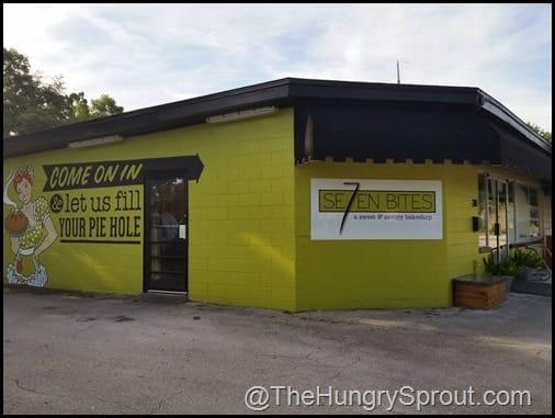 Se7en Seven Bites Bake Shop Orlando