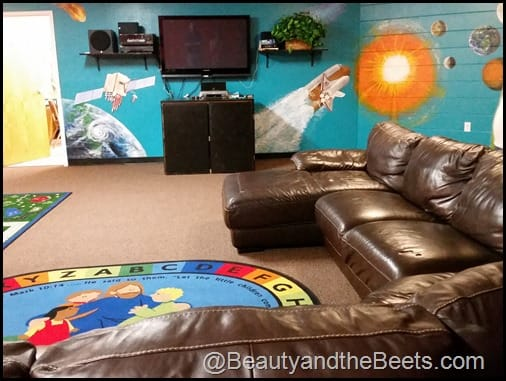 Lighthouse Ministries Residents Common Area