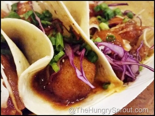 Cod Taco Tako Cheena The Hungry Sprout