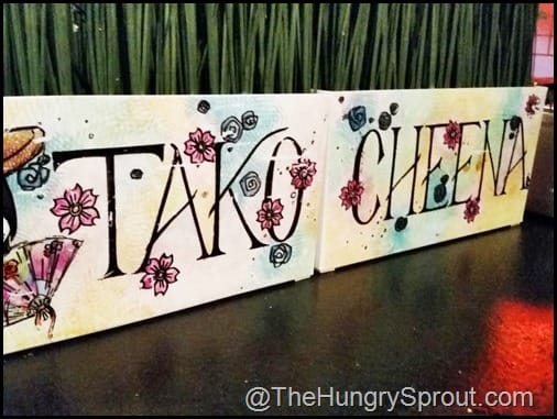 Tako Cheena The Hungry Sprout