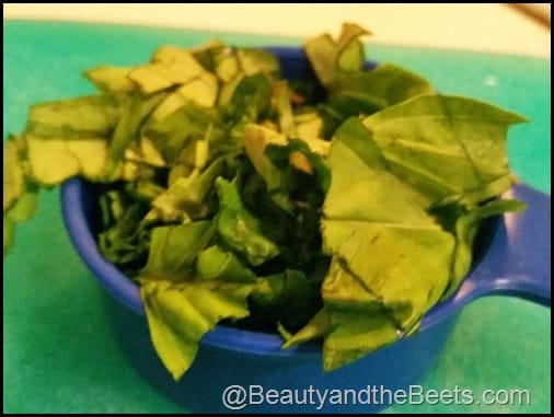 Basil Beauty and the Beets