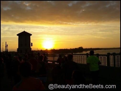 Bridge of Lions Sunrise