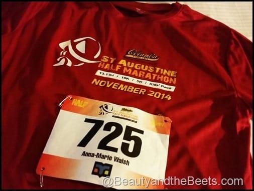 St Augustine half Marathon Weekend