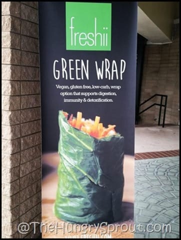 Freshii Green Wrap Beauty and the Beets