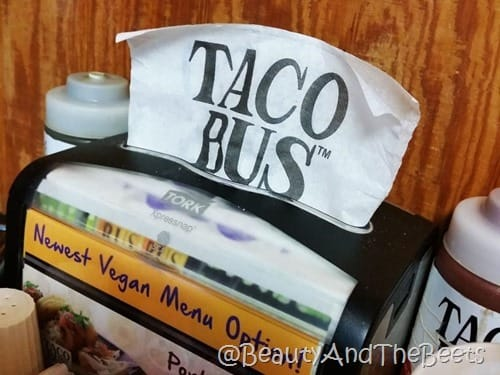 Taco Bus Vegan