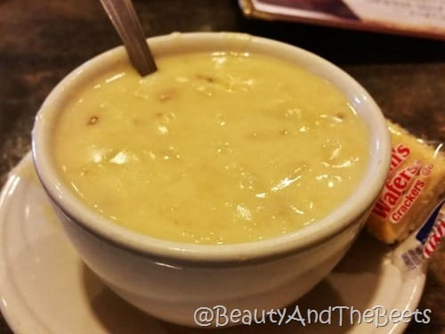 Cream of Cabbage Soup Berardi's The Hungry Sprout