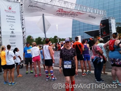 Humana Rock N Roll VA Beach Half Marathon