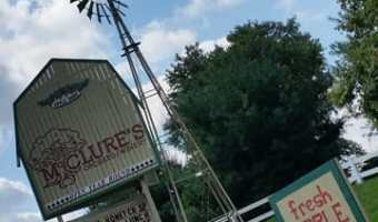 McClure's Apple Dumplin' Inn- Peru, IN