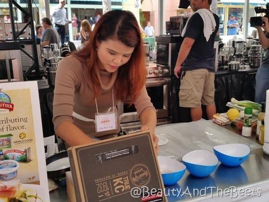 Cho Wut Yee WutYeeFoodHouse World Food Championships Beauty and the Beets