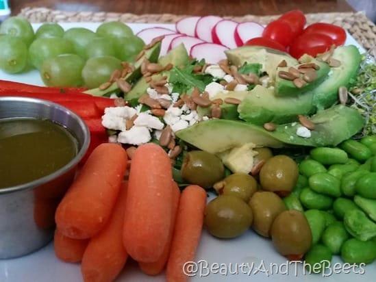 Veggie Yogi Bol BeautyandtheBeets