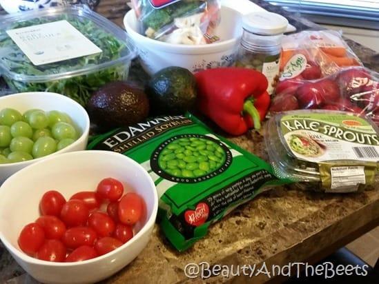 Yogi Bowl Ingredients