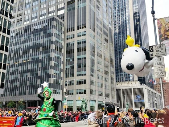 Macy's Thanksgiving Parade Beauty and the Beets (66)