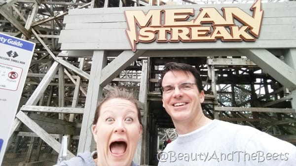 Mean Streak Bloggy Con Beauty and the Beets