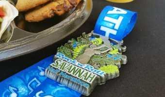 Rock'n'Roll Savannah Half Marathon