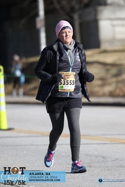 Hot Chocolate 15K Atlanta