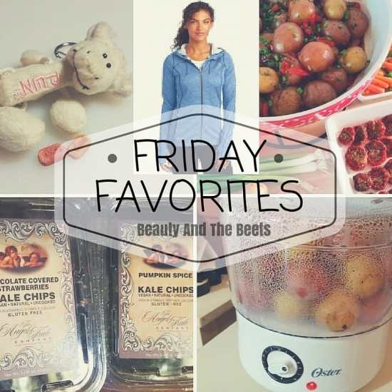 Friday Favorites Beauty and the Beets Randomities