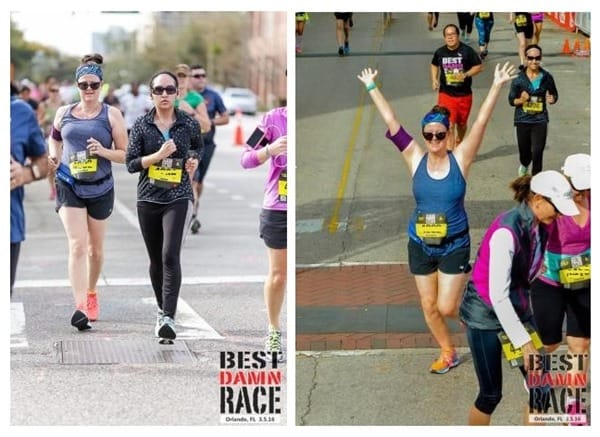 Best Damn Race Orlando 2016 Beauty and the Beets