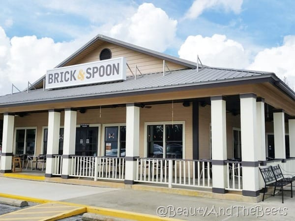 Brick and Spoon Orange Beach Alabama Beauty and the Beets