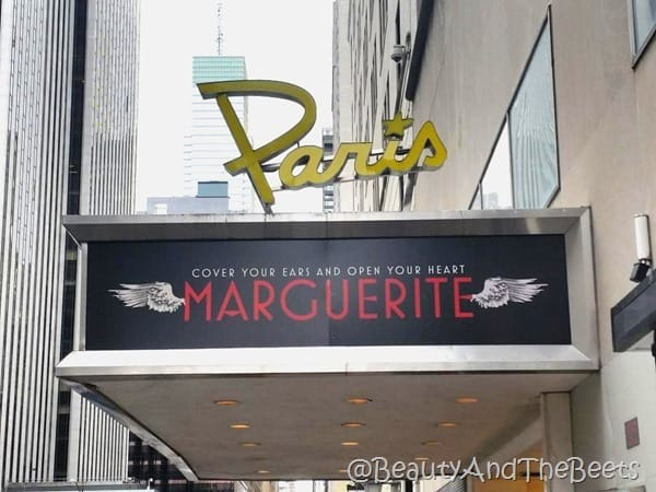 The Paris Theatre Marguerite Beauty and the Beets