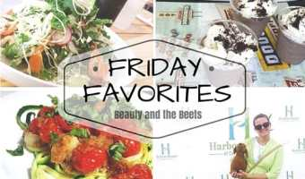 Paws, Krispy Kreme and Zoodles – Friday Favorites