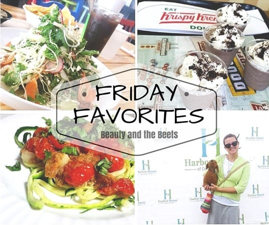 Friday Favorites Beauty and the Beets 4-29