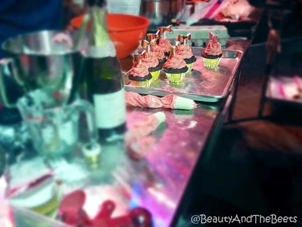 Cupcake Wars #EFC2016 Beauty and the Beets