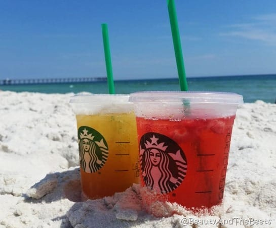 Panama City Beach Starbucks Beauty and the Beets