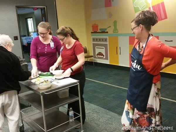 #CuisineCorner ORange County Public Library Beauty and the Beets