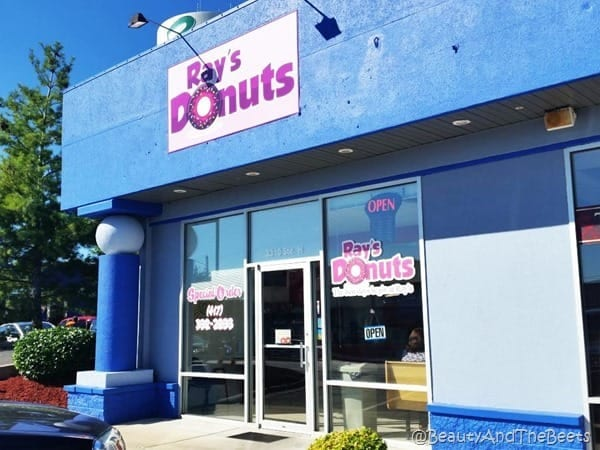 Ray's Donuts Branson MO Beauty and the Beets