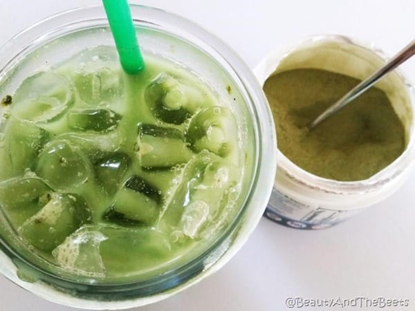 Starbucks Green Drink recipe #GreenDrink Beauty and the Beets (1)