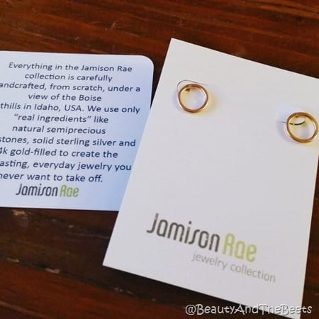 Jamison Rae Jewelry The Artisan Group Beauty and the Beets