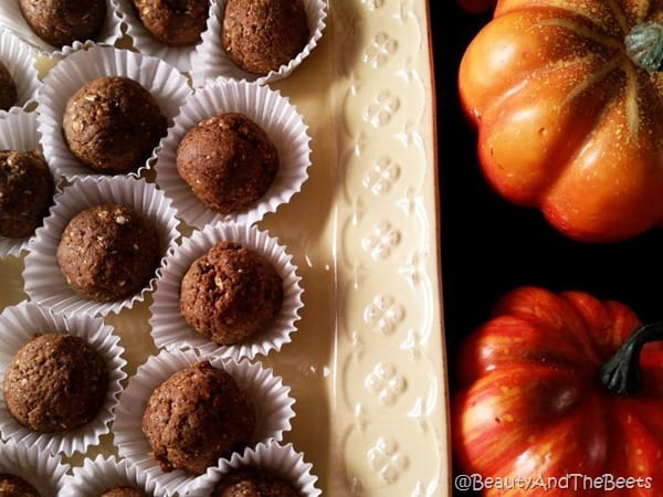 Pumpkin Spice Latte Bites Beauty and the Beets 3