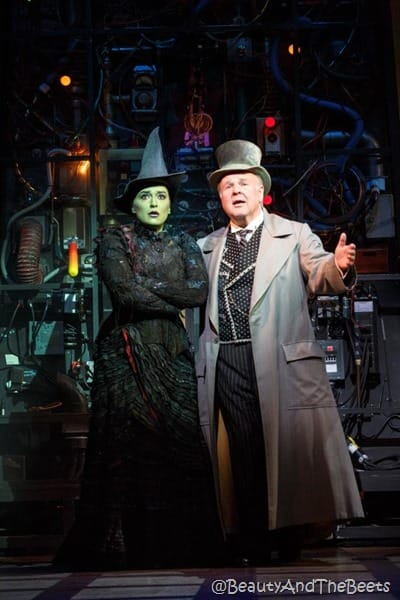 Wicked Isabel Keating Jessica Vosk Fred Applegate Amanda Jane Cooper Andy Mientus Jeremy Woodward