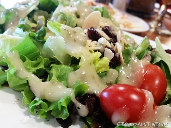 Salad Dobyn's College of the Ozarks Beauty and the Beets