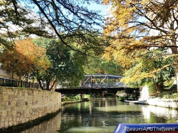 bridge on San Antonio Riverwalk Beauty and the Beets