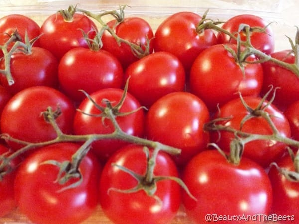 Chelsea Market Tomatoes by Beauty and the Beets