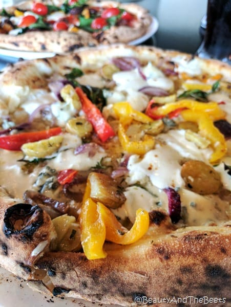 Midici Neapolitan Pizza Beauty and the Beets Romes