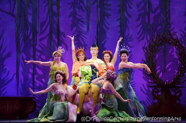 The Little Mermaid Dr Phillips Center for the Performing Arts (1)