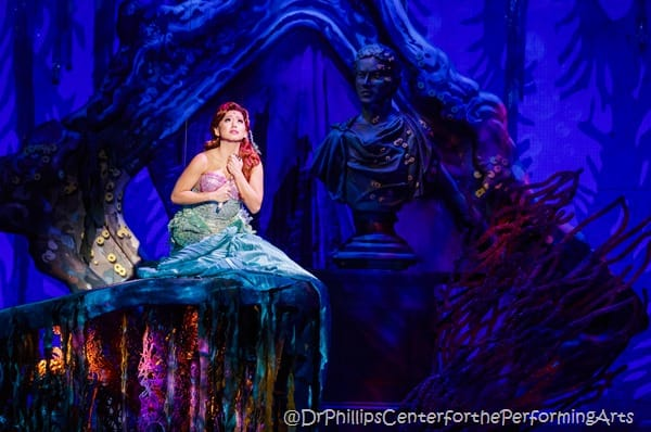 The Little Mermaid Dr Phillips Center for the Performing Arts (8)