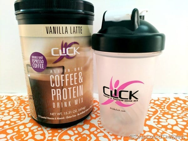 Click Coffee Protein Bites Beauty and the Beets (10)