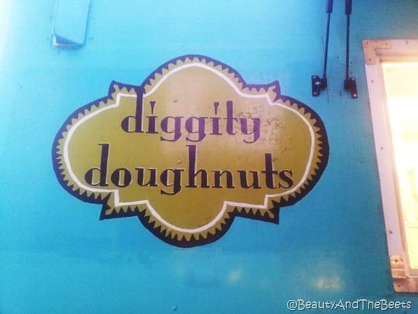 Diggity Doughnuts truck Beauty and the Beets