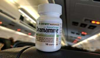 I need my Dramamine