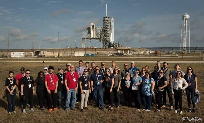 NASA Social SpaceX CRS-11 resupply mission (3)