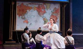 The King and I at the Dr. Phillips Center for the Performing Arts