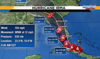 Hurrication: We Survived Hurricane IRMA