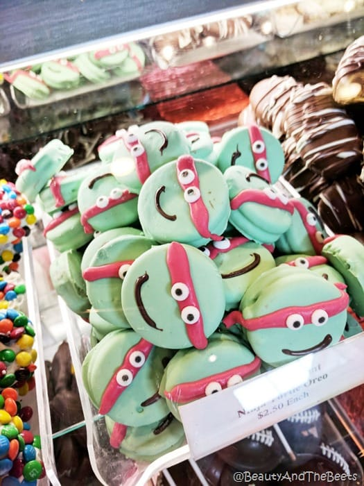 Teenage Mutant Ninja Turtle Cookies Kalahari Resort Sandusky Beauty and the Beets
