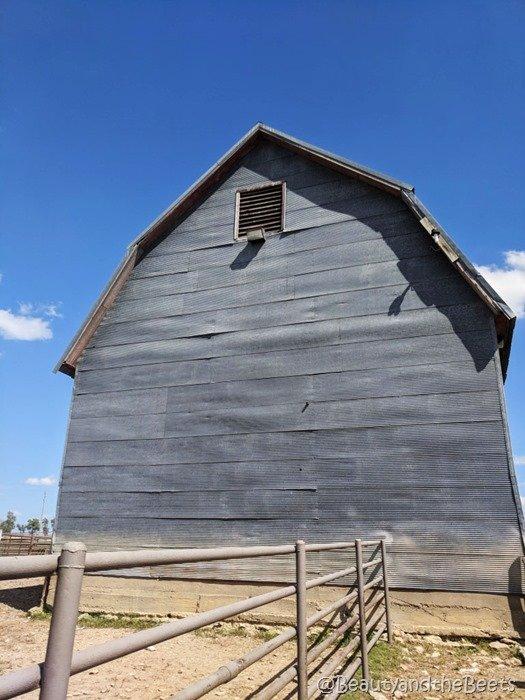 #FarmFoodTour Kansas Beauty and the Beets barn Eureka