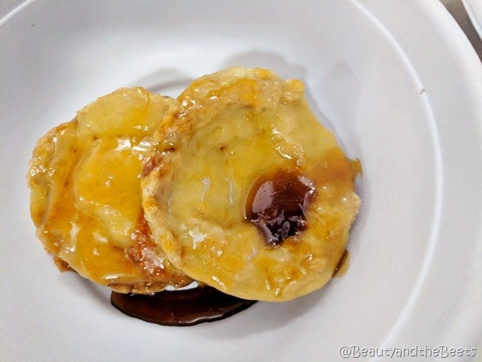 The Alabama Biscuit Company Beauty and the Beets Mississpi Cheese Toast