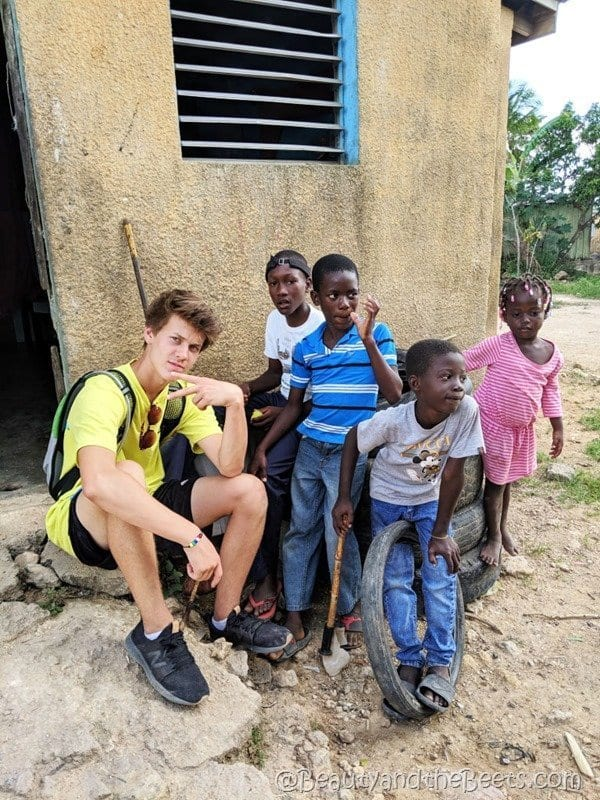 Discovery Church Orlando mission trip La Romana children Beauty and the Beets