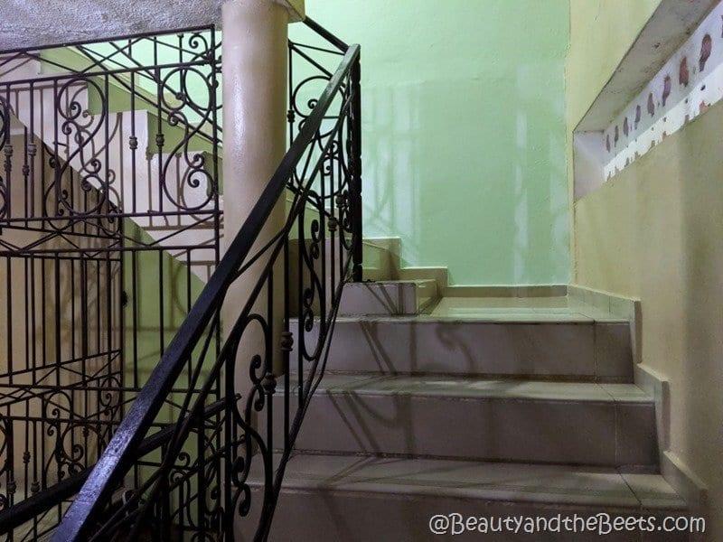 Hotel Frano ironworks Beauty and the Beets La romana